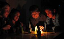 NEW shadow in the woods KRAUL board game Waldschattenspiel Waldorf dwarfs candle