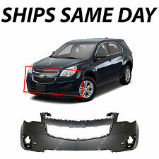 NEW Primered - Front Bumper Cover Replacement For 2010-2015 Chevy Equinox suv