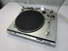 Vintage Technics SL-B35 Turntable w/ AT SLT88E Cart/Stylus - New Belt ---> Cool!
