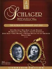 SCHLAGER MEDAILLONS 1 - DIE SCHLAGER-STEINZEIT (DOPPEL-CD)