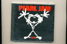 Pearl Jam Alive CD Japan MINT CONDITION