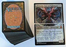 ***Custom Commander Deck*** Brisela - Angel Tribal - EDH MTG Magic Cards