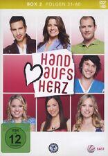 HAND AUFS HERZ - FOLGE 31-60 3 DVD NEUWARE