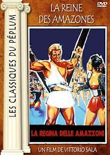 DVD Les Classiques du Péplum : La Reine des Amazones