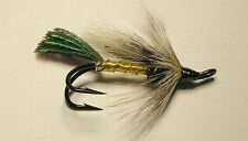 Rusty Rat #6 Double Hook  Atlantic Salmon