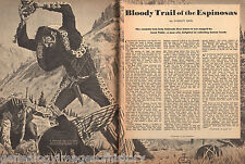 Espinosas Their Bloody Trail Caught by Tom Tobin-Scout