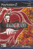 Ps2 PlayStation 2 **RAGING BLADES** nuovo sigillato versione import inglese