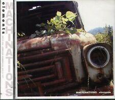 elements - MACHINATIONS - Japan CD - NEW - J-POP - 11Tracks