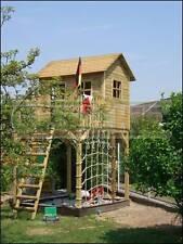 Spielturm Kinderhaus, Stelzenhaus, Spielhaus, Baumhaus