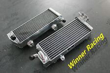 Radiateur en aluminium KTM 125/200/250/300 SX/EXC/MXC 2008 2009 2010 2011 2012 à treillis