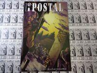 Postal FBI Dossier (2015) Image - #1, Variant CVR, Hill/Rojo, NM/-