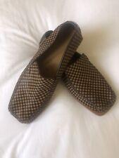 Louis Vuitton Pony cabello zapatos talla 7.5. pero caben 8/8.5