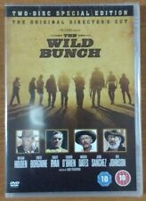 The Wild Bunch (DVD, 2006, 2-Disc Set) NEW SEALED FREE POSTAGE