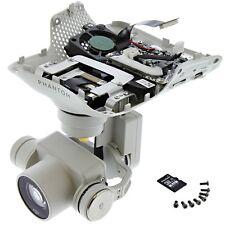DJI Phantom 4 Drone - NEW 4k Camera & Gimbal Unit, SD Card, Screws (Part 4)