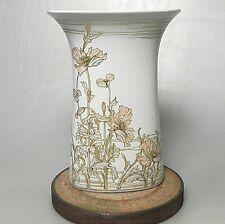 Kaiser Vase oval Blumen Nossek Modell Nadine  ca. 20 x 15 cm Porzellan Top
