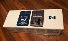HP Q2612A 12A Toner Cartridge Genuine NEW SEALED BOX