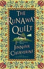 The Runaway Quilt by Jennifer Chiaverini (2002, Hardcover)