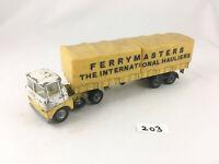 RARE CORGI MAJOR TOYS #1147 FERRYMASTERS SCAMMELL HANDYMAN TRUCK LORRY 1968