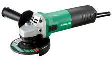 Hitachi G12SR4 6.2-Amp 4-1/2-Inch Angle Grinder with 5 Abrasive Wheels