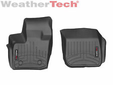 WeatherTech Floor Mats FloorLiner for Ford Fusion/ Lincoln MKZ- 2017-2018- Black