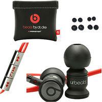 Genuine Monster Beats by Dr Dre urBeats In Ear Headphones Earphone