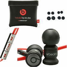 Genuine Monster Beats by Dr Dre urBeats In Ear Headphones Earphone