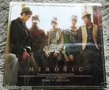 DBSK TVXQ - Mirotic (4th Album Type-C) [CD] + GIFT K-POP