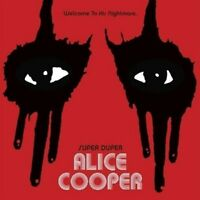 ALICE COOPER - SUPER DUPER-WELCOME TO HIS NIGHTMARE BLU-RAY + 2 DVD + CD NEW+