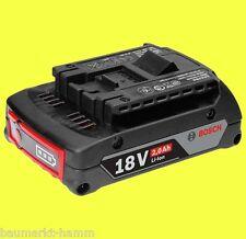 BOSCH Batterie d'origine GBA 18 Volt 2,0 Ah pour gSR gSB GST GKS
