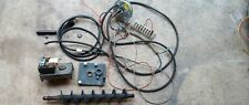 AUSTROFLAMM INTEGRA PELLET STOVE AUGER MOTOR, AUGER, VACUUM SWITCH AND MORE.