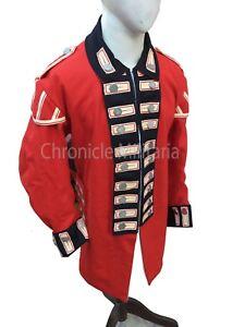 Royal Highlander regimental coat revolutionary war coat