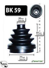 Shaftec CV Gaiter Boot Kit - BK59