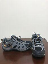 Men's Columbia Redmond Waterproof Hiking Shoes Size 12.