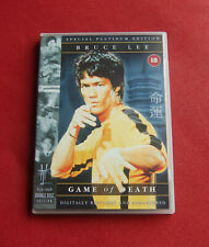 Game Of Death - 2-Disc Platinum Edition - Region 2 DVD - Bruce Lee Classic - OOP