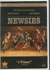 Newsies Collector's Edition DVD Kenny Ortega 1992 Disney Christian Bale