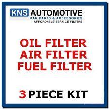 Vauxhall Corsa C 1.0 1.2 Petrol 00-05 Air, Fuel & Oil Filter Service Kit v17