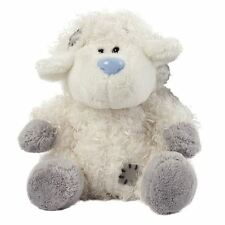 """My Blue Nose Friends 8"""" Cottonsocks the Sheep - Soft Toy Beanie"""