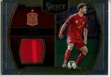 2016-17 Panini Select Memorabilia Jersey Relic Xabi Alonso - Spain
