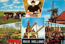 BT18887 Moooi holland cow vaches wind mill moulen a vent  netherlands