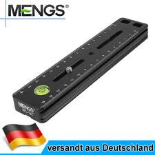 MENGS BPL-180 Mehrzweck Schiene Für DSLR Kamera mit Arca-Swiss Standard