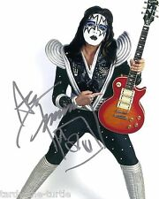 Ace Frehley #2  8 x 10 Autograph Reprint  KISS  Frehley's Comet  Wicked Lester