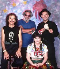 RUBEN BLADES LINDA RONSTADT JERRY GARCIA CARLOS SANTANA 1989 8 X 10 PHOTO 1
