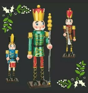 Christmas Toy Soldier Indoor Outdoor Holiday Decor