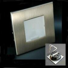 Einbauspot KS35 Einbaustrahler flach Möbelleuchte Spot Stahler Halogen