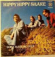 "SWINGING BLUE JEANS ⚠️Unplayed⚠️1973-7""-Hippy Hippy Shake-Telef.-U56297-Germany"