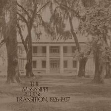 THE MISSISSIPPI BLUES TRANSITION 1926-1937 Origin Jazz Library Sealed Vinyl LP