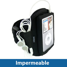 Negro Brazalete Armband para Apple iPod Classic 80/120/160GB Sport Deporte Funda