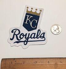 Kansas City Royals IRON ON PATCH KCR2