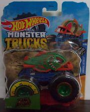 Hot Wheels Monster Trucks ~ Piran-Ahhhh ~ Die-Cast Vehicle