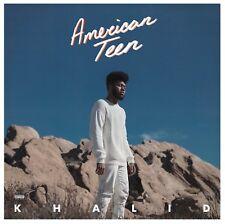 American Teen - Khalid (R&B) - Vinyl Double LP (2017) - EXPLICIT LYRICS - VG
